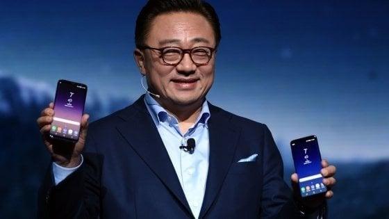 """Samsung, parla Dj Koh: dal flop del Note 7 ai ritardi del Galaxy Fold. """"Sul mercato solo quando sarà perfetto"""""""