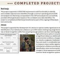 Altro che riconoscimento facciale, il Pentagono ha un laser che identifica le persone dal...