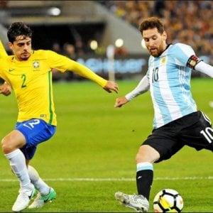 Coppa America, Brasile-Argentina: al Mineirao aria di finale anticipata