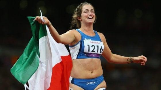 """Martina Caironi: """"Voglio un figlio, e continuare a vincere. Si può fare tutto, se ci si crede"""""""
