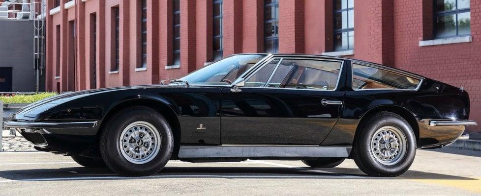 Maserati Indy, compie 50 anni la gran turismo all'italiana