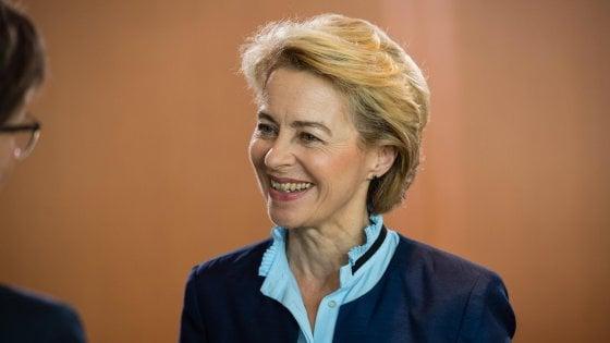 Chi è Ursula von der Leyen, la donna che sogna gli Stati Uniti d'Europa