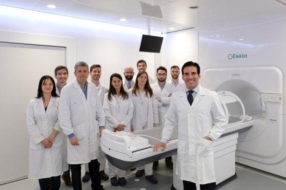 Meno sedute e più efficacia: a Verona arriva la radioterapia guidata