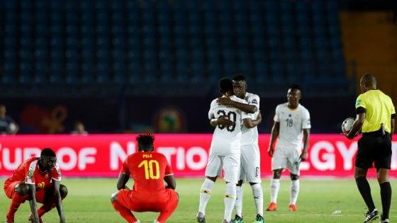 Coppa d'Africa: Ghana, Camerun e Benin agli ottavi. Il Mali beffa l'Angola