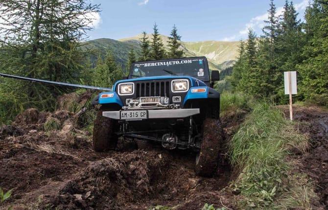 Camp Jeep 2019, passione 4x4