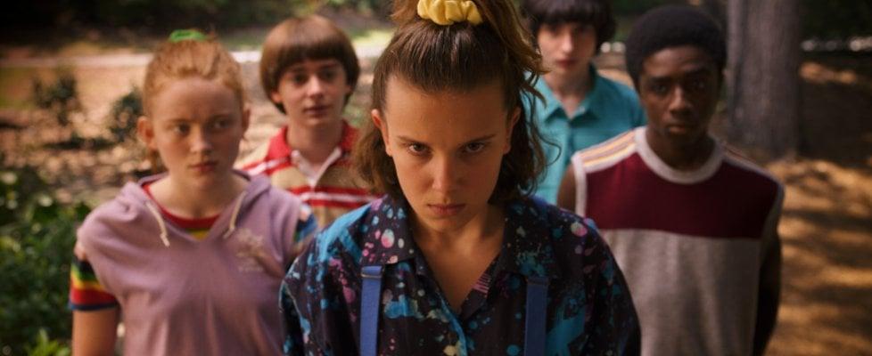 'Stranger Things', l'attesa per la terza stagione è finita. Con Undi e gli altri è Festa per il 4 luglio