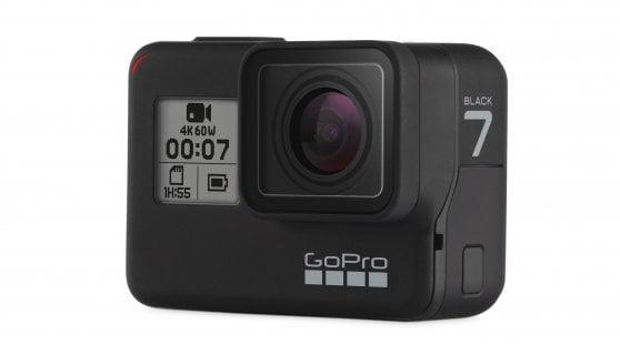 GoPro Hero 7 Black, la forza della stabilizzazione