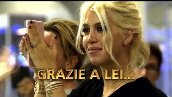 """Inter, Wanda Nara: """"Sono la manager più ambita, grazie a me Icardi è tra i più pagati"""""""