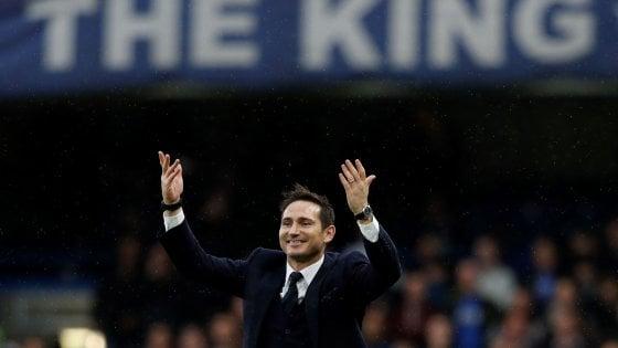 Chelsea, ufficiale: Frank Lampard è il nuovo tecnico, contratto triennale