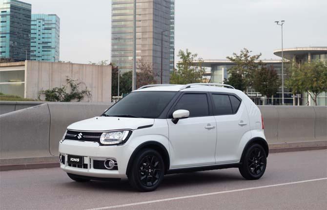 Suzuki, vendite alle stelle grazie alla gamma Hybrid