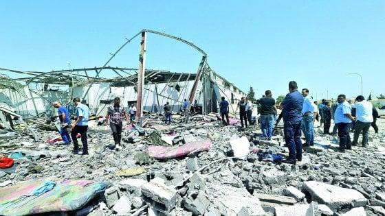 """Libia, Serraj: """"Valutiamo rilascio migranti"""". Telefonata Trump-Al Sisi per discutere situazione"""