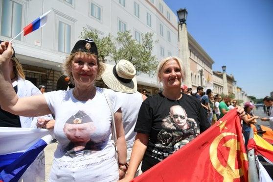 Putin a Roma: un'ora di colloquio con il Papa
