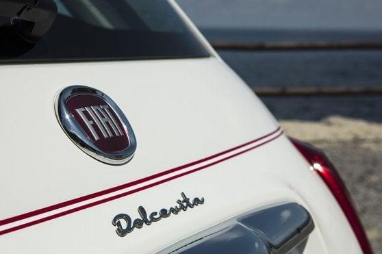 Fiat 500 Dolcevita, regalo di compleanno