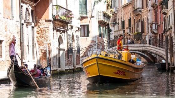 Venezia  non entra nella lista nera dell'Unesco