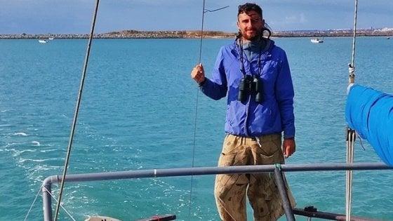 Skipper italiano scomparso nel Mar dei Caraibi