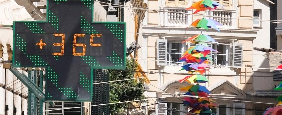 A luglio sarà picco di afa, con notti tropicali a Roma e Milano