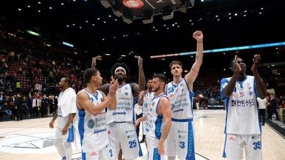 Basket, sorteggiati i gironi di Champions: Sassari con Strasburgo, per Brindisi c'è il Besiktas