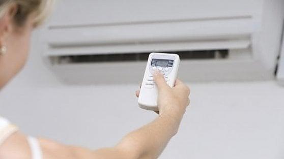 """Ecco """"la formula perfetta"""" per impostare la temperatura dell'aria condizionata"""