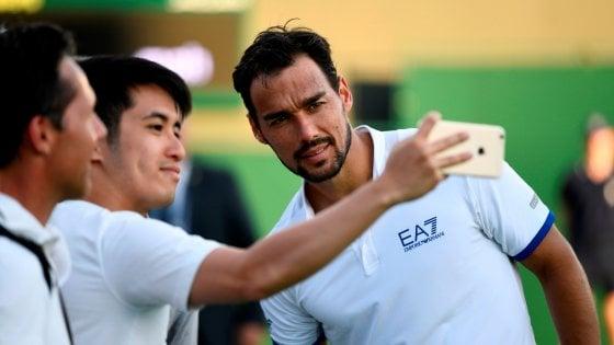 Tennis, Wimbledon: Fognini, Berrettini e lostacolo della seconda settimana