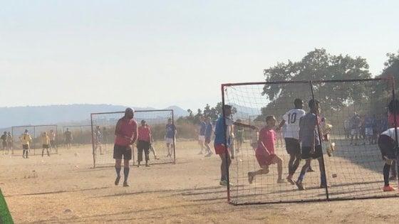 A Riace si giocano i mondiali di calcio antirazzisti