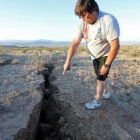 Terremoto in California, scossa di magnitudo 7.1