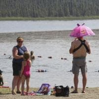Caldo record a Anchorage, in Alaska: la temperatura supera i 30 gradi celsius
