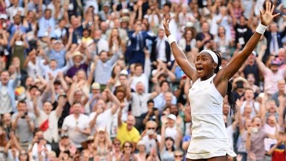 """Wimbledon, la stampa mondiale celebra Coco Gauff: """"La ragazza d'acciaio"""""""