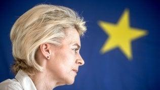 Ue, voto sulla presidente della Commissione: Lega e M5S prendono tempo