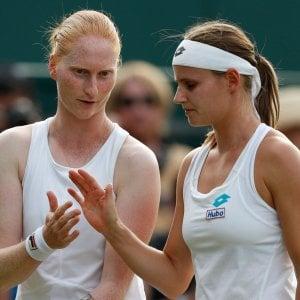 Wimbledon, appello di due tenniste belghe ai colleghi: Uomini, fate outing