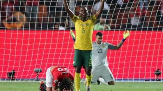Calendario Coppa Dafrica.Coppa D Africa Egitto Shock Eliminato Dal Sudafrica Fuori