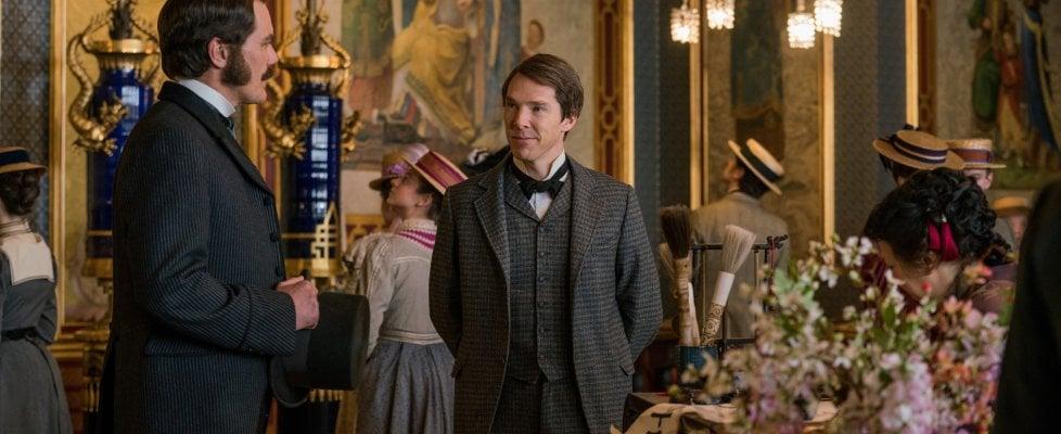 Edison e gli altri, la guerra per la corrente è un thriller sulla genialità