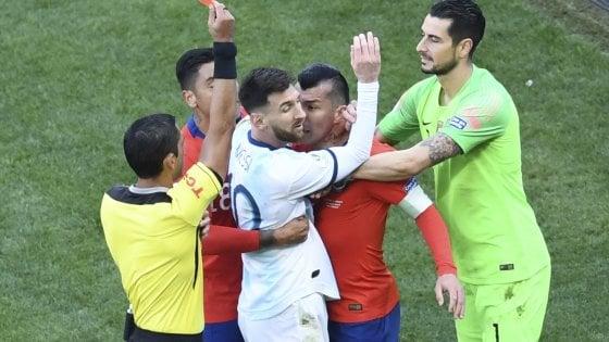 Coppa America, furia Messi: ''E' una corruzione''. La Conmebol: ''Accuse inaccettabili''