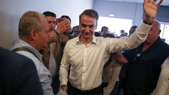 Elezioni, la Grecia volta pagina: la destra di Mitsotakis è avanti di quasi 10 punti