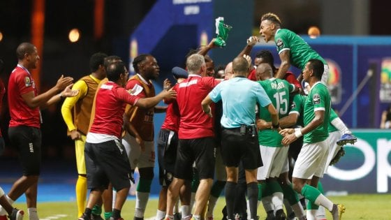 Coppa d'Africa: Madagascar, la favola continua. Piega il Congo ai rigori e vola ai quarti