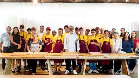 Il sapore speciale della solidarietà: al Senato cucinano i ragazzi di Tortellante e PizzAut