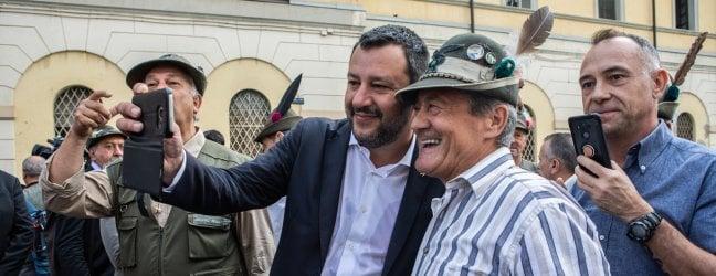 """Scontro sui migranti, Salvini a ministra Trenta: """"Alle polemiche rispondo con i numeri"""""""