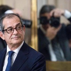 Tria: Stabilizziamo il debito per l'Italia non per la Ue. Sul 2020 decideremo più avanti