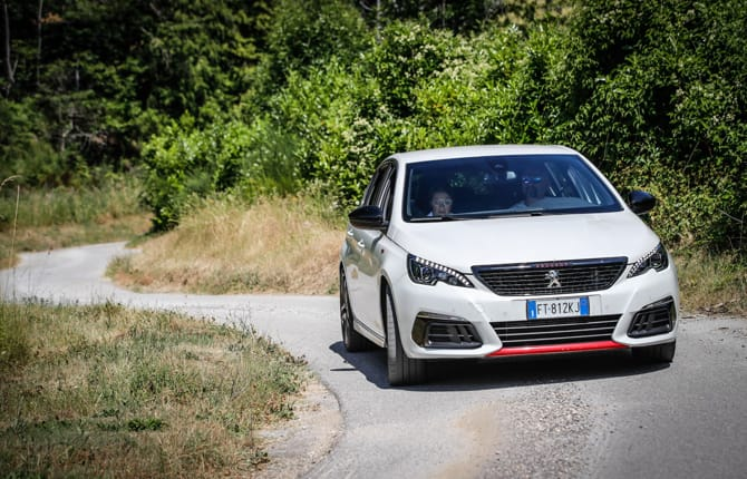 Motorsport Academy, a scuola da Peugeot