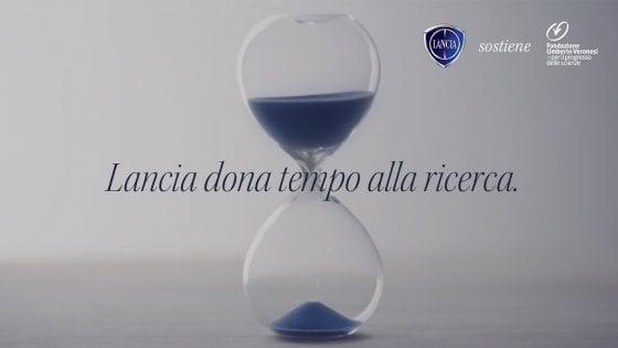 """""""What a wonderful word"""": così la Lancia aiuta la Fondazione Umberto Veronesi"""