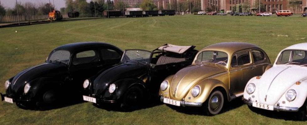 Addio Maggiolino, esce di scena l'auto più famosa del pianeta