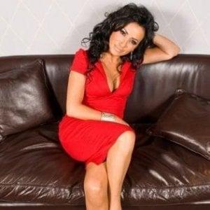 """Il ritorno di Nancy Dell'Olio, da Londra ad """"ambasciatrice"""" della Puglia nel mondo"""