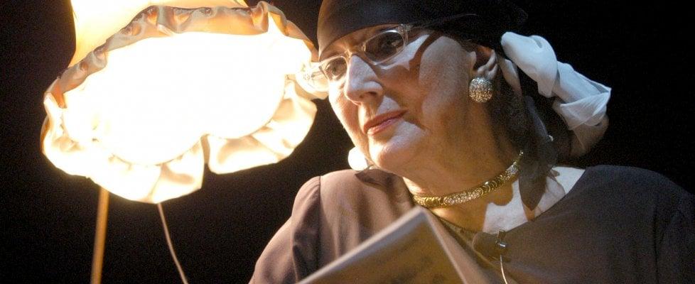 È morta Valentina Cortese, la signora delle scene