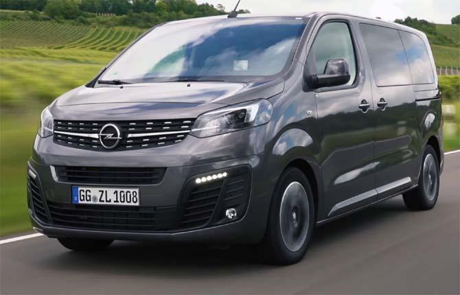 Opel Zafira Life, spazio e flessibilità