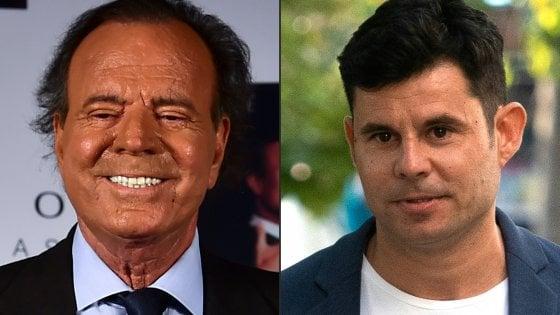 Julio Iglesias, tribunale stabilisce che è lui il padre di un uomo di 43 anni