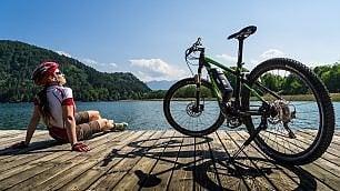 In bici lungo la drava
