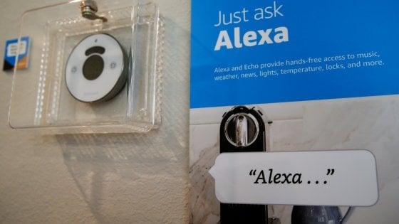 Alexa aiuterà i medici a curare i pazienti