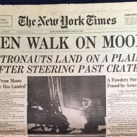 Allunaggio, i giornati di tutto il mondo stregati dalla luna
