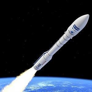 Il razzo Vega