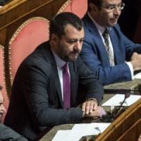 Taglio dei parlamentari, ok del Senato alla riforma.. Fraccaro (5S) attacca Fi e Pd:...