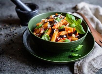Pasta alla Norma, tutto lo spirito del Mediterraneo in un piatto